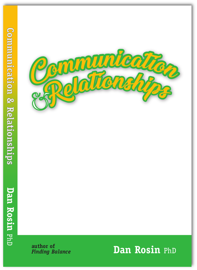 Communication & Relationships book cover